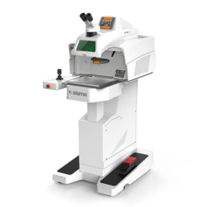 Machinery and laser systems - SISMA S p A