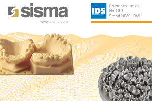 SISMA at IDS Cologne 2019