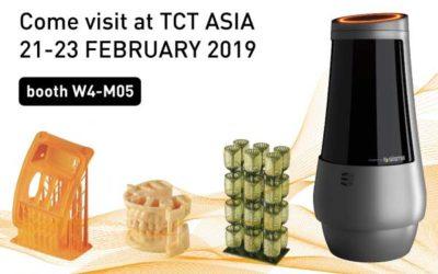 SISMA a TCT ASIA 2019