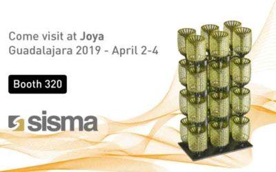 SISMA at JOYA 2019 – Guadalajara