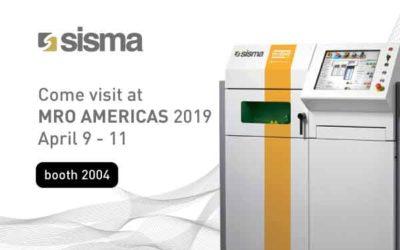 SISMA at MRO AMERICAS 2019