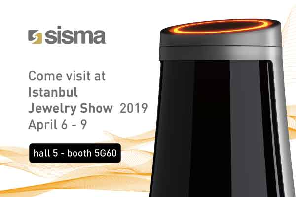 SISMA at Istanbul Jewelry Show 2019