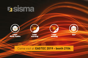 SISMA at EASTEC 2019