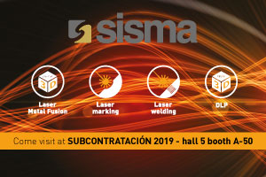Sisma at Subcontratación Bilbao 2019