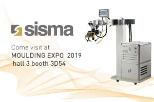 SISMA at MOULDING EXPO 2019