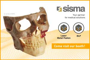 SISMA at 3D MEDICAL PRINTING CONFERENCE & EXPO