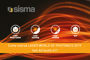SISMA at Laser World of Photonics 2019