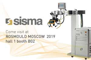 SISMA at Rosmould Moscow 2019