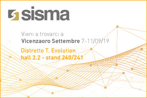 SISMA at T.EVOLUTION 2019