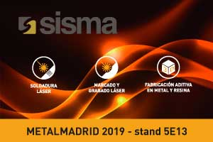 SISMA at MetalMadrid 2019