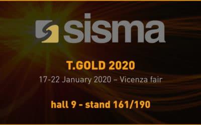 SISMA at T-Gold 2020
