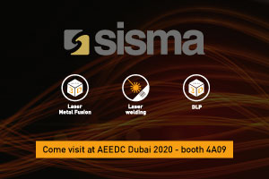 SISMA at AEEDC DUBAI 2020