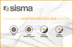SISMA at EXPO MANUFACTURA 2020