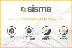 SISMA at PLASTIMAGEN MEXICO 2020
