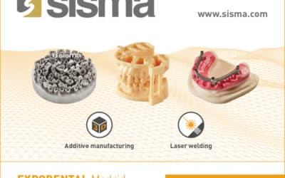 SISMA at EXPODENTAL Madrid 2020
