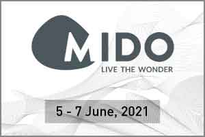 SISMA at MIDO MILAN 2021