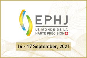 SISMA at EPHJ Geneve 2021